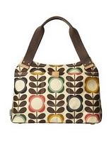 Orla Kiely-- cute Mummy bag!