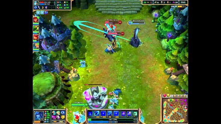 LoL Video Preview - Lissandra