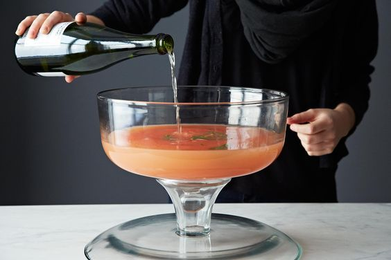 How to Make Punch Without a Recipe  on Food52
