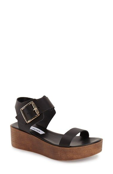 Steve Madden 'Madylynn' Platform Sandal (Women) available at #Nordstrom