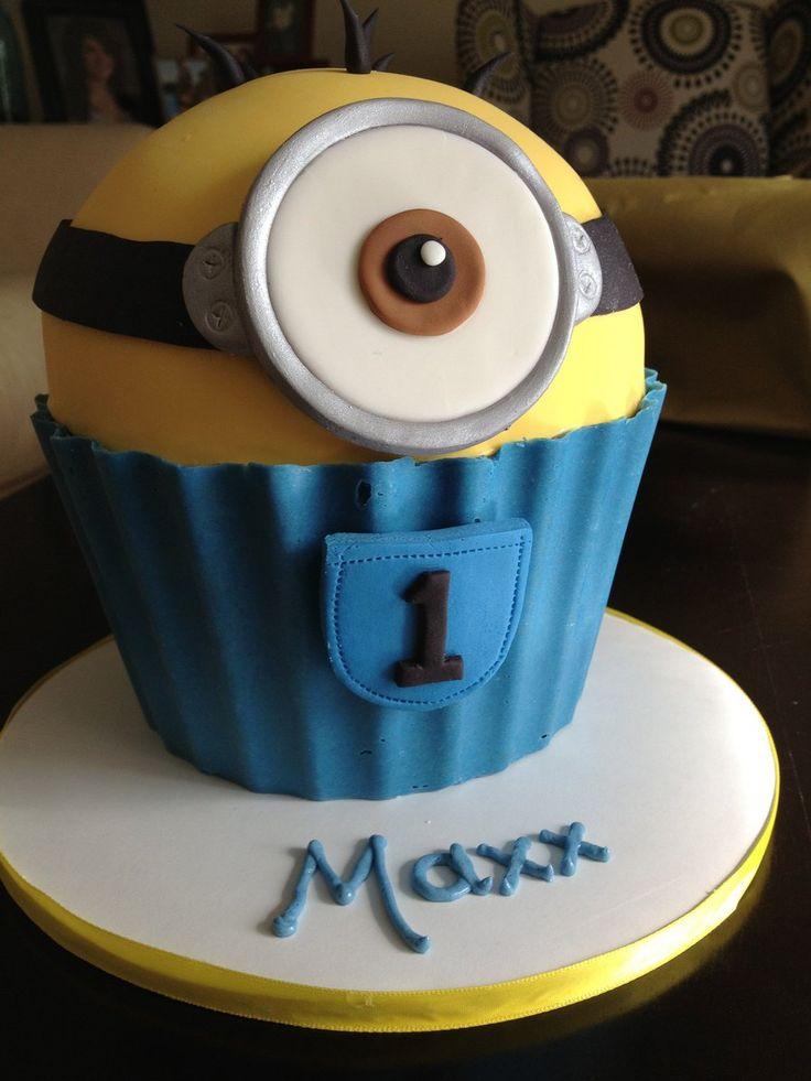 1000 Ideas About Cupcake Minions On Pinterest Minion