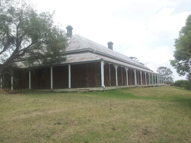 A lovely old homestead here on the Darling Downs Qld Australia.