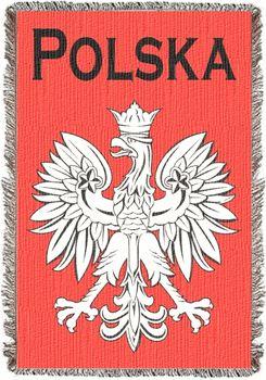 Polish Throw Blanket