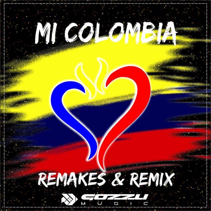 MI COLOMBIA REMAKES & REMIX  ARTISTAS ALbarnes, Dj Tono Gomezz FECHA DE LANZAMIENTO 2016-06-30 COMPAÑÍAS DISCOGRÁFICAS Gozzu Music CATÁLOGO GZM027