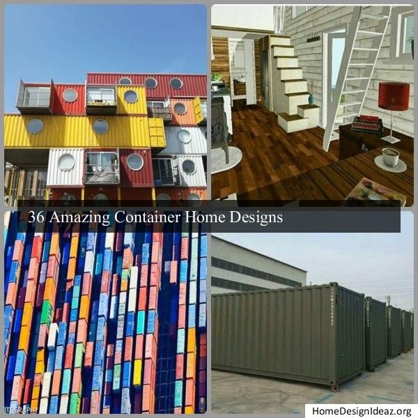 36 Amazing Container Home Designs In 2020 Container House Plans Container House Design Shipping Container House Plans