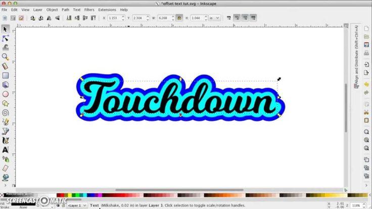 Make Paint Bucket Vector Inkscape