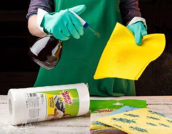 Мастер-класс: как сделать домашний очиститель для стекол из черного чая