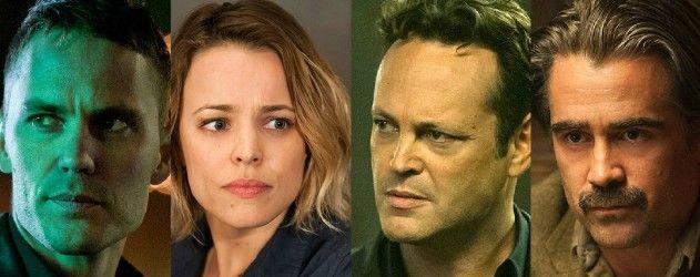 Premier trailer et photos pour la seconde saison de True Detective #HBO