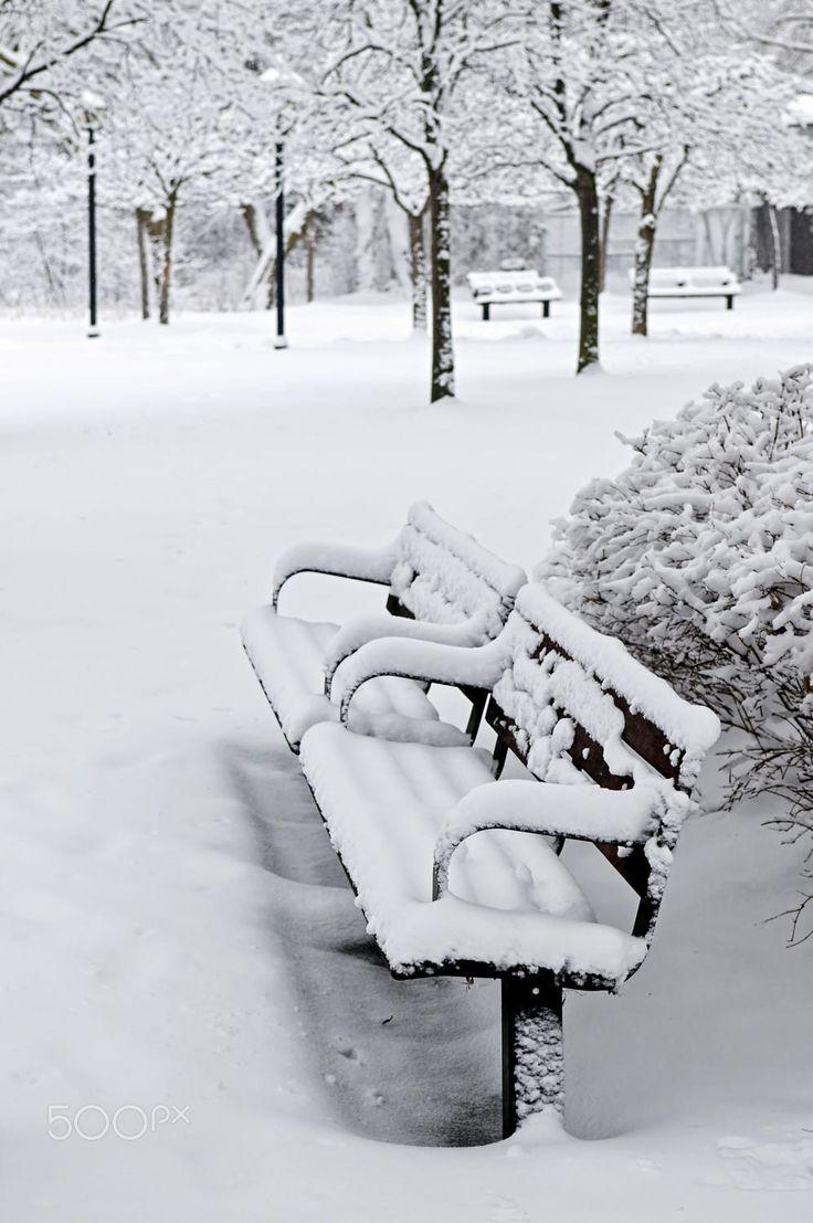 Snow in Atlanta