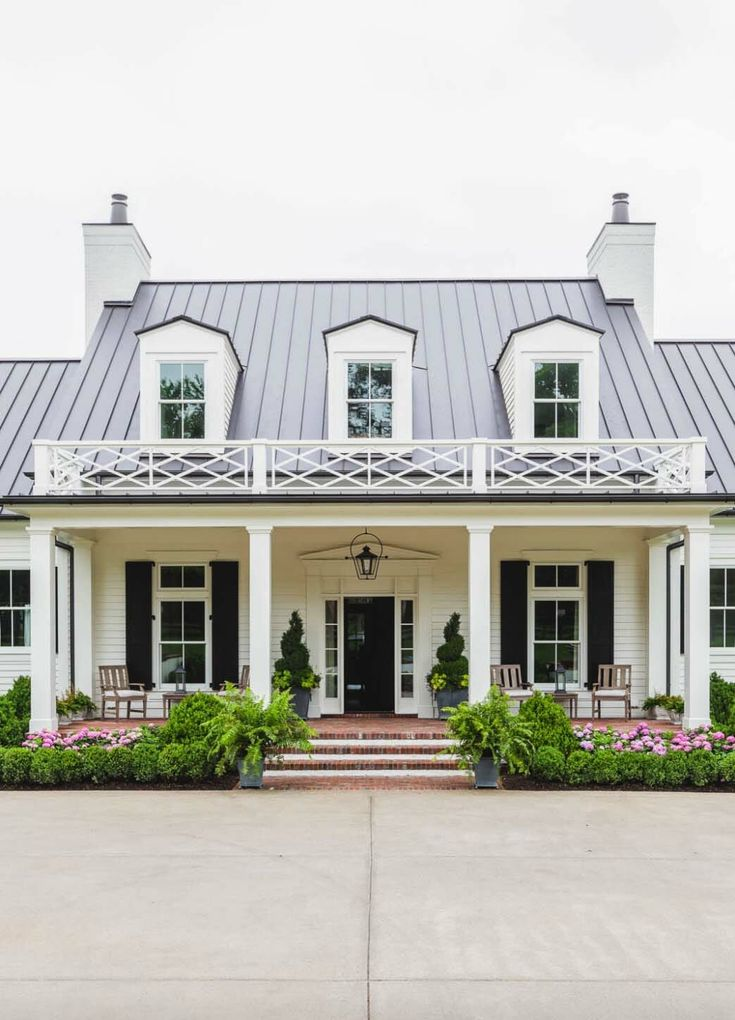 Ein Haus im Plantagenstil mit südlichem Charme in Nashville