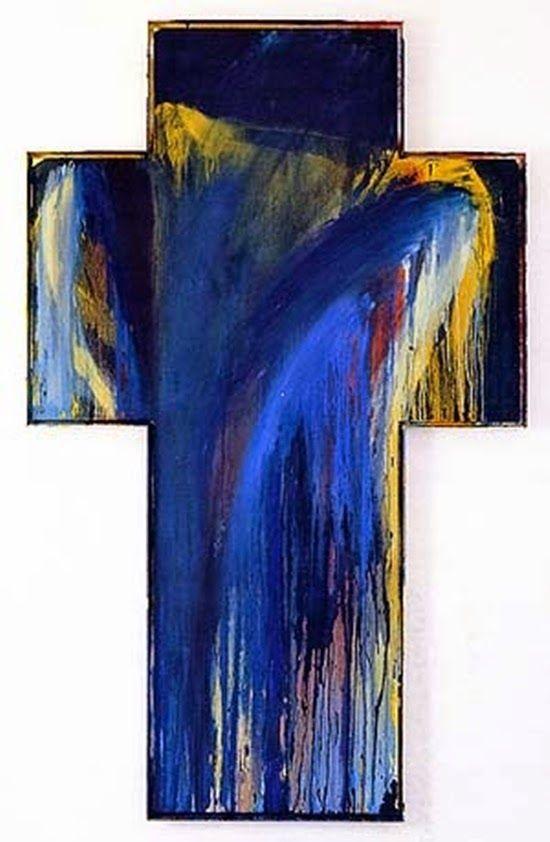~ Arnulf Rainer ~ Austrian artist, 1929