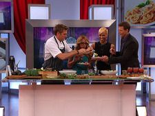 Chef Curtis Stone's 3-Course Meal