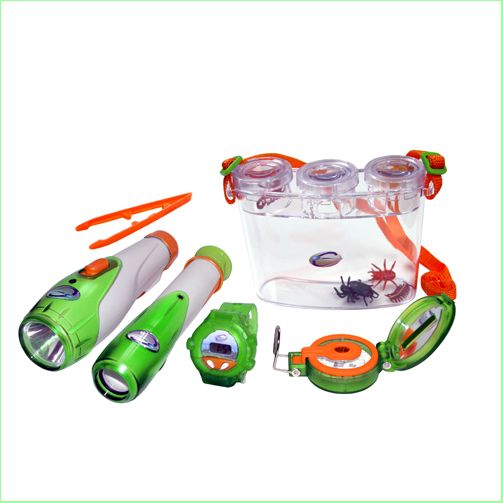 Friday's Toy of the Day - Everything needed for the intrepid explorer - Inspiring and Engaging Toys http://www.greenanttoys.com.au/shop-online/outdoor-adventure-toys/6-in-1-outdoor-adventure-set/