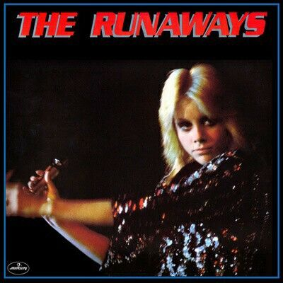 "(^o^) On this day in 1976 (01.06.1976), The Runaways put out their eponymous debut album with the single ""Cherry Bomb."""