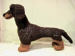 Free Amigurumi Dachshund Pattern : Best dachshund amigurumi images dachshund dog