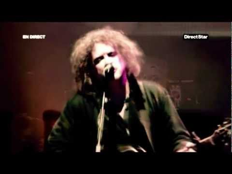 ▶ The Cure - Do The Unstuck - Live @ Vielles Charrues 20-07-2012 - YouTube