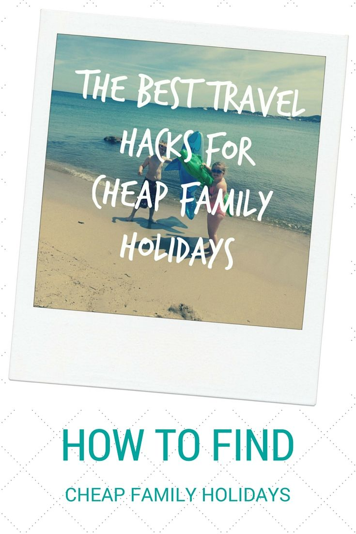 We all love cheap family holidays, but the idea of spending hours on the web searching for the best deals kinda takes the joy out of it, doesn't it! So….nice people that we are…..have done the hard work for you