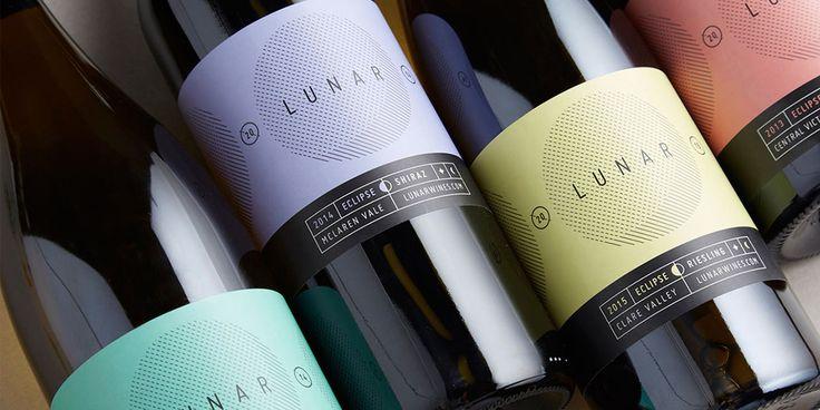 Lunar Wines 2016 — The Dieline - Branding & Packaging