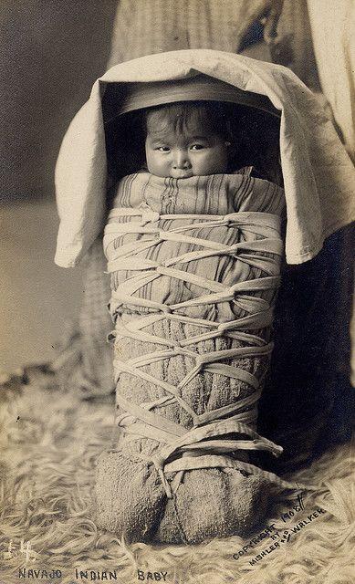 Navajo cradle board