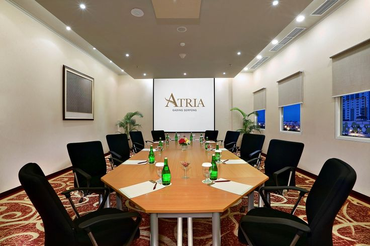 Meeting room - Ivory 3 - 1st floor - Atria Hotel Gading Serpong
