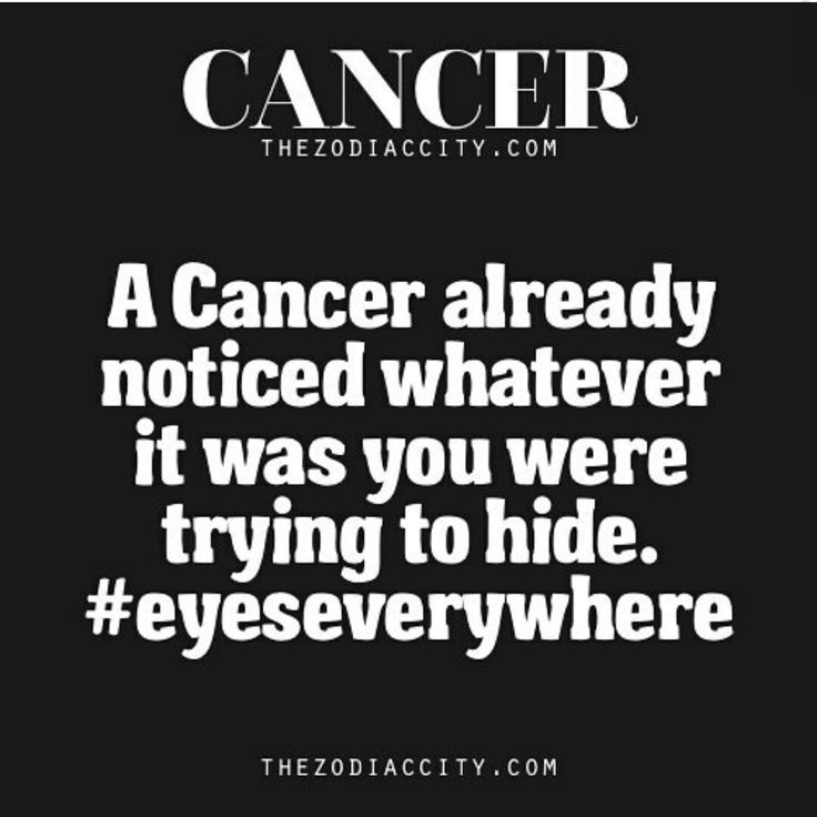 Daily Horoscope Cancer – Yea so stop the bs. I know and feel it!!!!!!