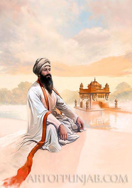 The Protector Guru Tegh Bahadur
