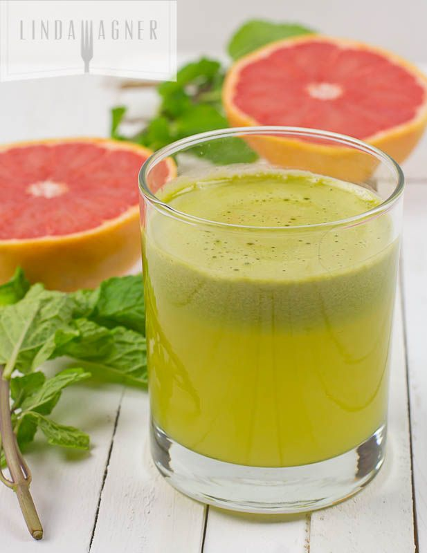 Fat Flush Juice  This juice is loaded with fat burning fruits and vegetables that will get our metabolism revving! 1 pink grapefruit, peeled 2 oranges, peeled 1 bunch mint 1 head romaine lettuce