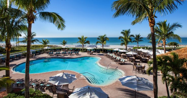 Lido Beach Resort, Sarasota, FL | Opal Collection #Opalpools