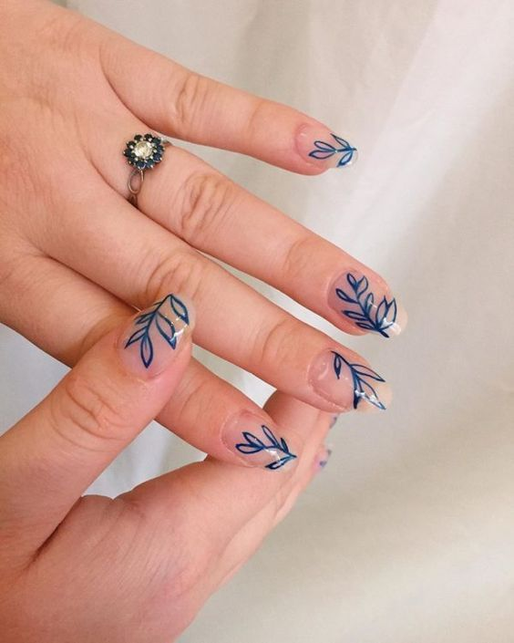 Diseños de uñas para la artista que llevas dentro | Manicura, Manicura de uñas, Disenos de unas