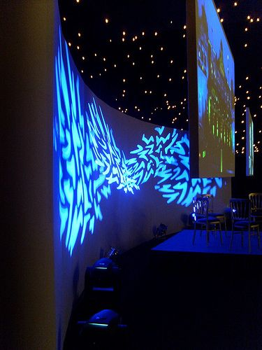 Stage lighting, Interactive Lighting, Intelligent Lighting Design, ILD Lighting,