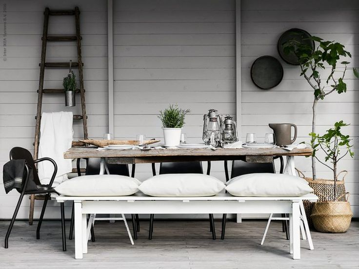 Rustik sommardukning | Livet Hemma – IKEA