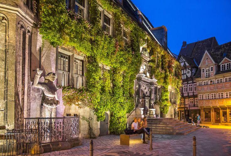 Sieben kulturelle Leuchttürme im deutschen Sachsen-Anhalt laden ein zum Stadtsprung, weil ihre Zentren nur einen Steinwurf auseinander entfernt liegen.