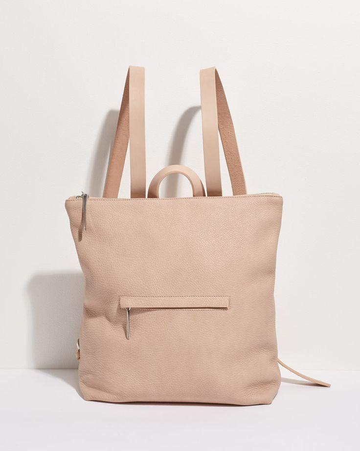 Stevie Zip Top Backpack