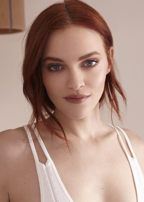 Madeline Brewer as seen in January 2017...