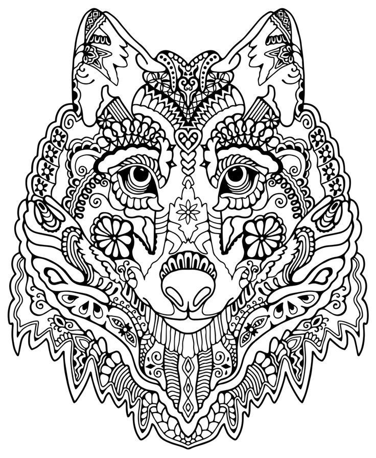 Pattern Animal Coloring Pages Download And Print For Free Coloring Pages In 2020 Mandala Coloring Pages Animal Coloring Books Animal Coloring Pages