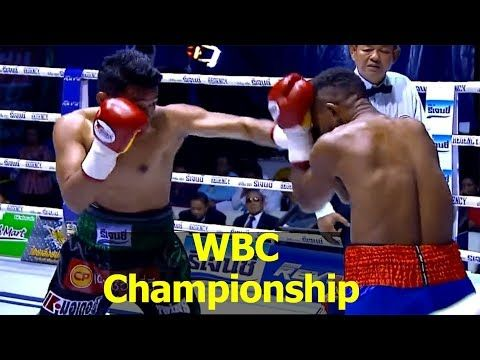 Yotmongkon Seepeefaytmart VS Martin Kisaemlu-WBC ASIA World Boxing Council | 26/01/2018