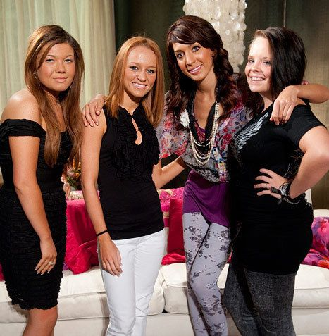 Farrah Abraham Goes or We Go, Teen Mom Stars Tell MTV!
