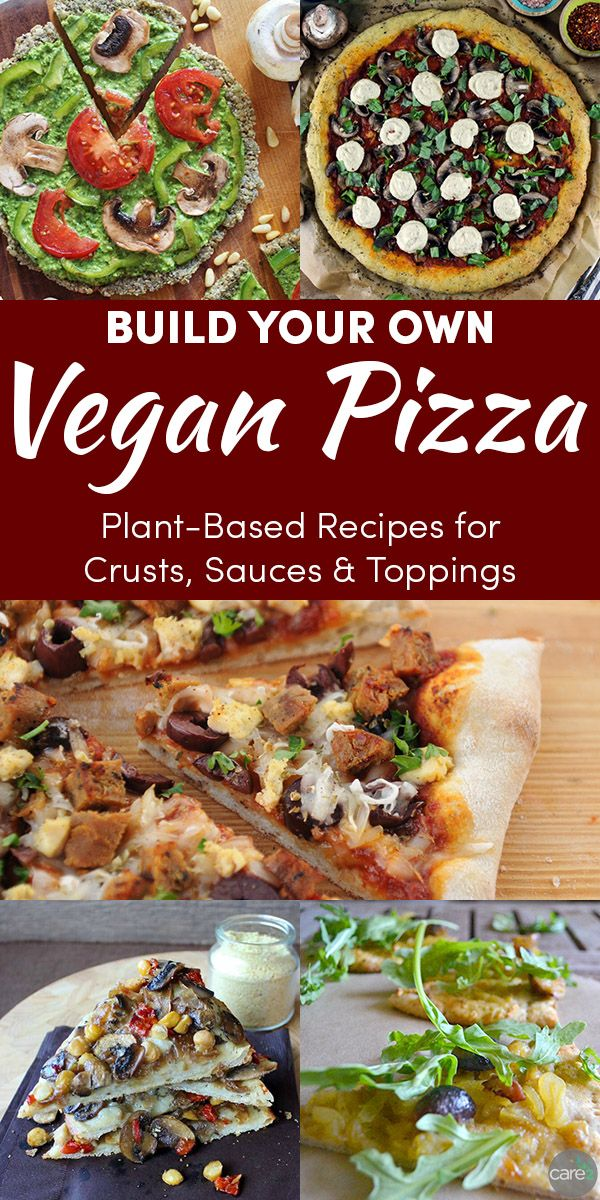 Vegan pizza recipes, including options for making or buying your pizza dough, plus some decadently dairy free sauces and toppings for your vegan pie.