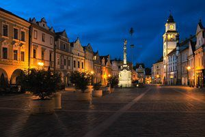 Třeboň main square South Bohemia, Czech Republic   Enjoy your stay in the Czech Republic in one of the Orea Hotels chain, the biggest hotel chain in our country www.orea.cz