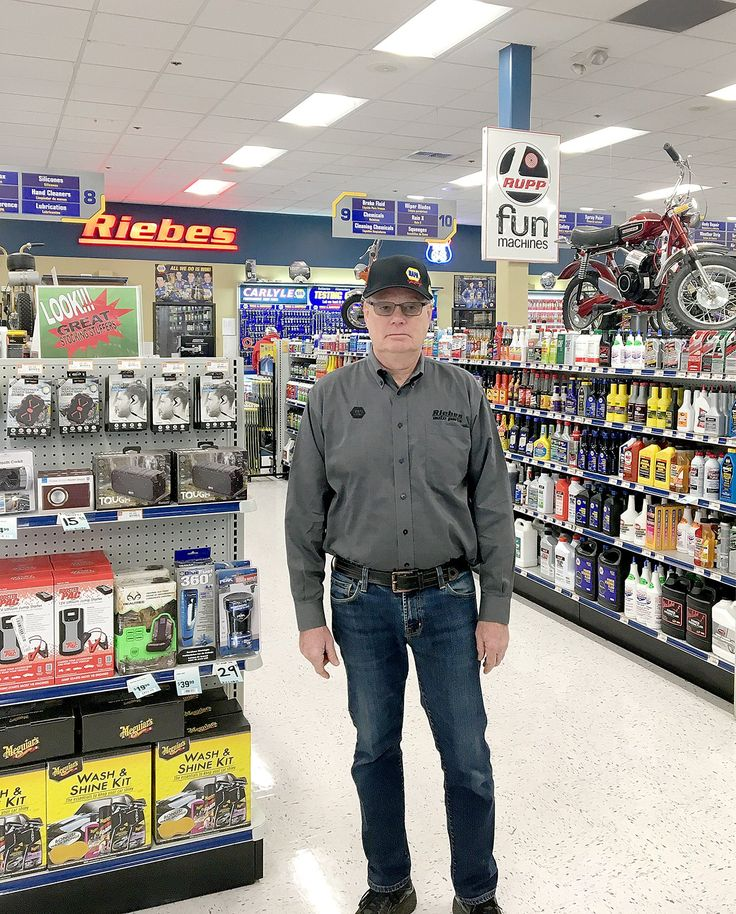 Founded in Grass Valley by Bart Riebe's parents in 1956-57, Riebe said at the time his dad was working as a salesman in a small dealership in town that sold International Harvester jeeps and trucks. The owner of the dealership then bought the NAPA auto parts store and offered...  #mountaindemocrat #SecretsofSuccess2017 #A3, #Printed