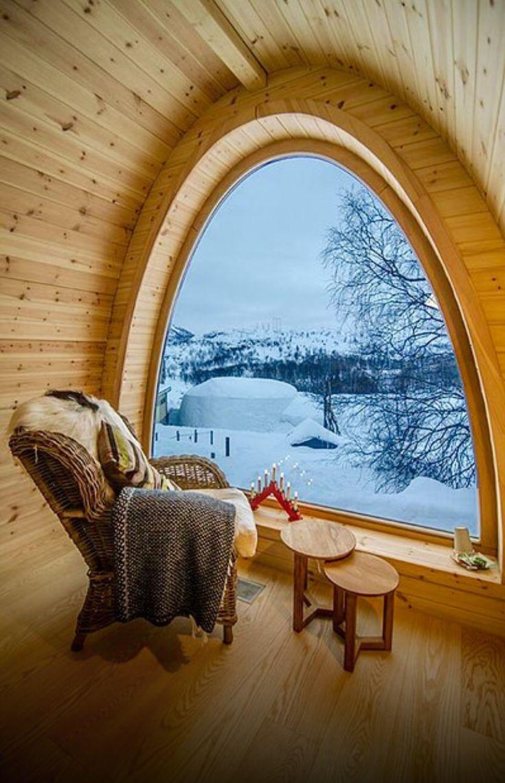 Kirkenes Snowhotel - Kirkenes, Finnmark, Norway