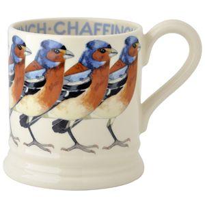 Chaffinch 1/2 Pint Mug 2014