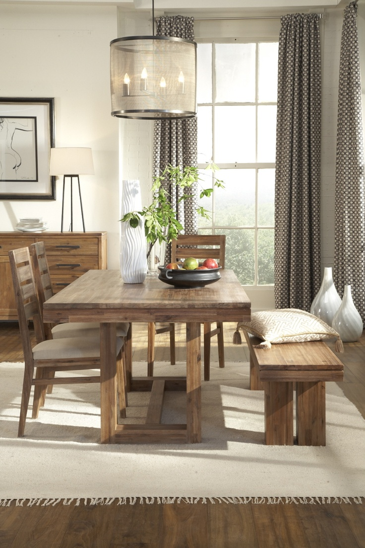 New Waverly Dining: Colour, Home, Dining Room, Interior, Dining Table, Grey, Kitchen Table, Table