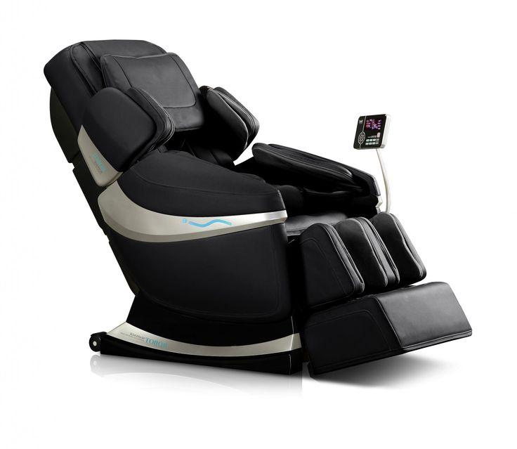 Massagestoel SL-A50-Black and siliver LR