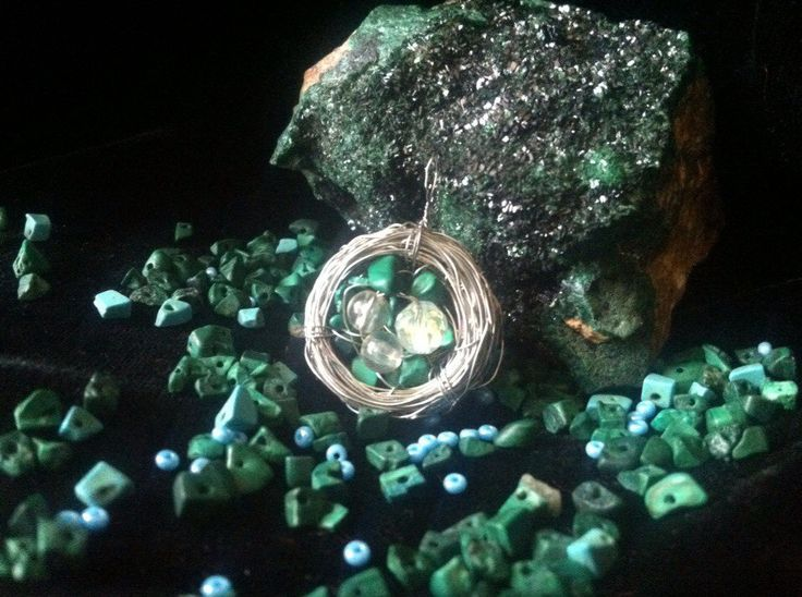 """Do you know tales of Pavel Bazhov?) This's my interpretation of the tale """"The Malachite Casket"""""""