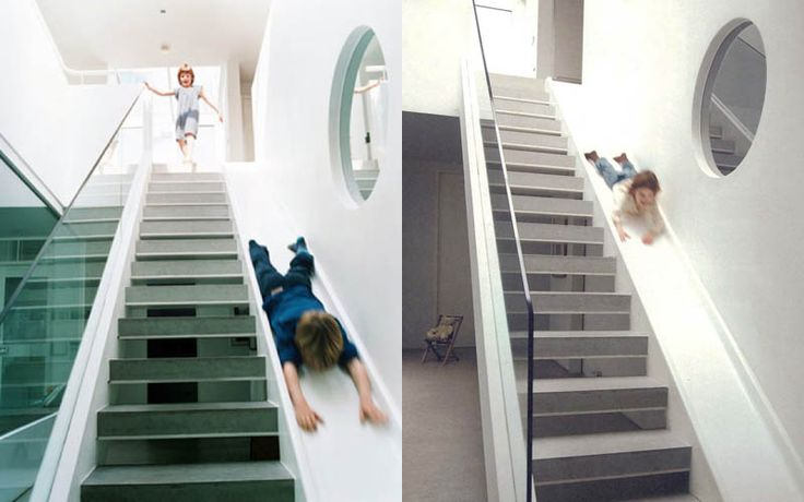 Indoor Stairs and Slides