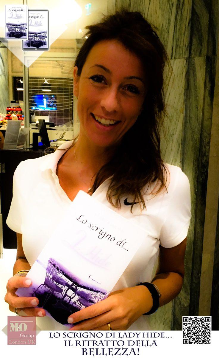 #mcoitaly #lettorihide #mconews #milanocity #fashion #style #rmb www.mcogroup.eu http://ilmiolibro.kataweb.it/libro/narrativa/257118/lo-scrigno-di-lady-hide-8/