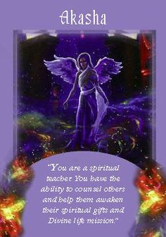 Oracle Card Akasha | Doreen Virtue | official Angel Therapy Web site