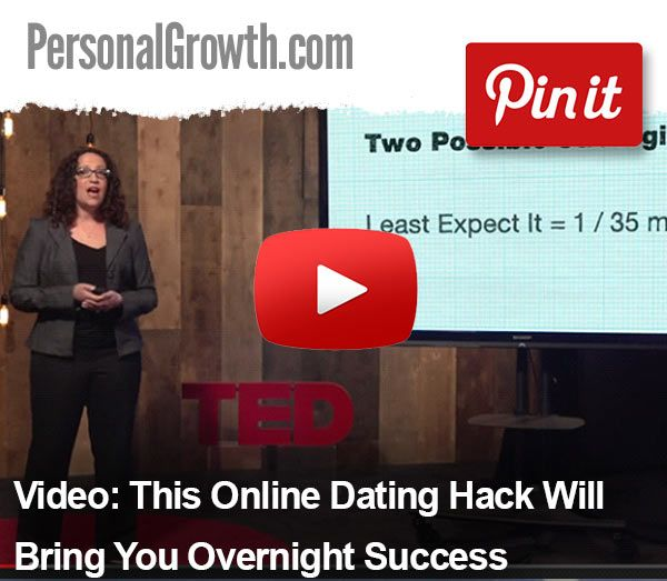 How i hacked online dating summary
