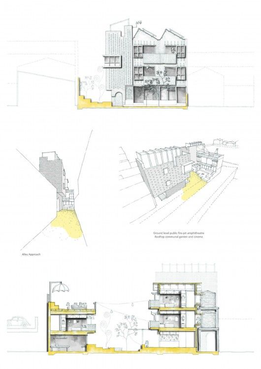 Best P S D Images On   Architecture Drawings